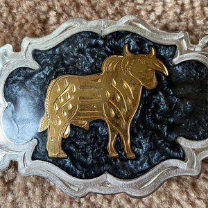 mexican belt buckle
